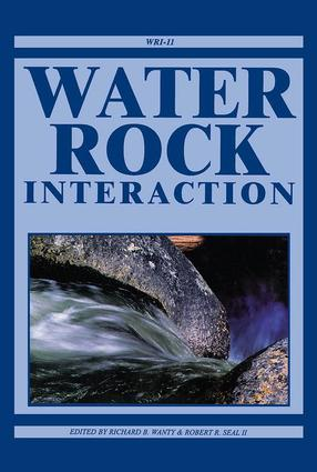Water-Rock Interaction, Two Volume Set: Proceedings of the Eleventh International Symposium on Water-Rock Interaction, 27 June-2 July 2004, Saratoga Springs, New York, USA, 1st Edition (e-Book) book cover