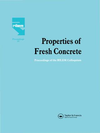 Computer aided mix design of concrete