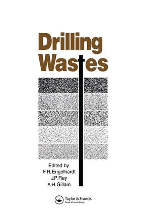 The Analytical Methods Utilized and Results from the Analyses of Field Collected Drilling Wastes*