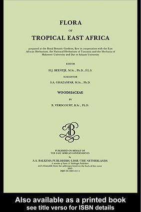 Flora of tropical East Africa - Woodsiaceae (2003)