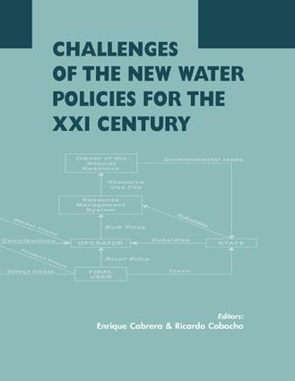Challenges of the New Water Policies for the XXI Century