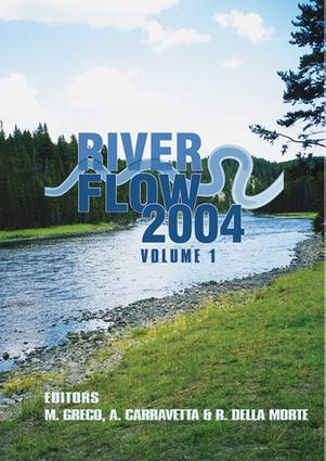 River Flow 2004: Proceedings of the Second International Conference on Fluvial Hydraulics, 23-25 June 2004, Napoli, Italy, Two Volme Set, 1st Edition (e-Book) book cover