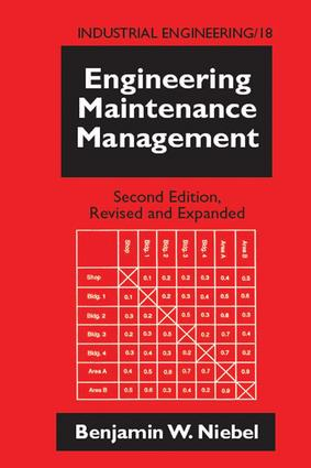Engineering Maintenance Management: 2nd Edition (Hardback) book cover