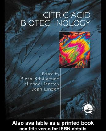 Citric Acid Biotechnology