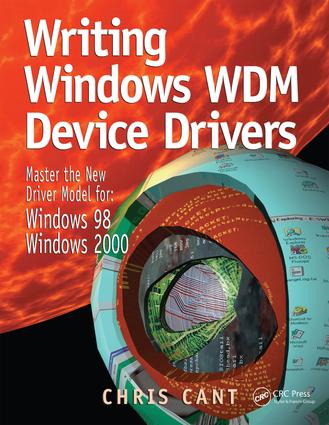 Writing Windows WDM Device Drivers: 1st Edition (e-Book) book cover