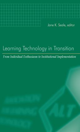 Learning Technology in Transition