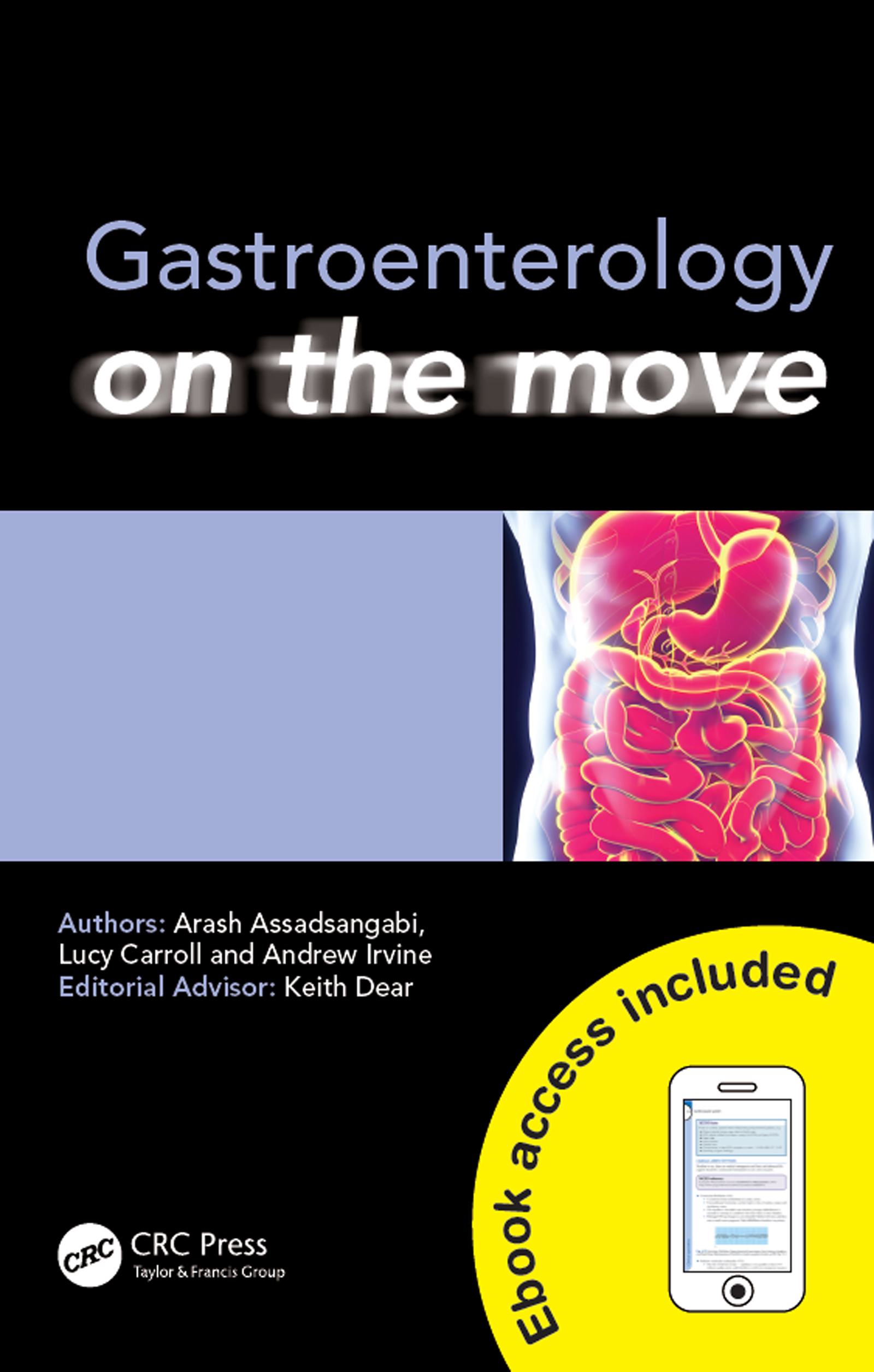 Gastroenterology on the Move: 1st Edition (e-Book) book cover