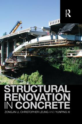Structural Renovation in Concrete