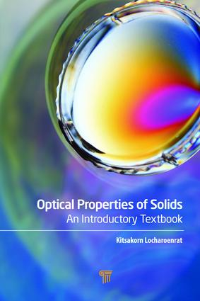 Optical Properties of Solids: An Introductory Textbook, 1st Edition (e-Book) book cover