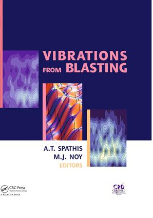 The role of surface waves in prediction of ground vibrations from blasting