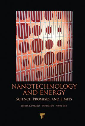 Nanotechnology and Energy: Science, Promises, and Limits, 1st Edition (e-Book) book cover