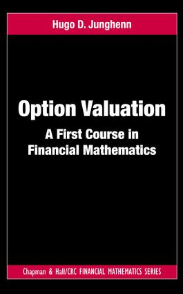 Option Valuation: A First Course in Financial Mathematics, 1st Edition (e-Book) book cover