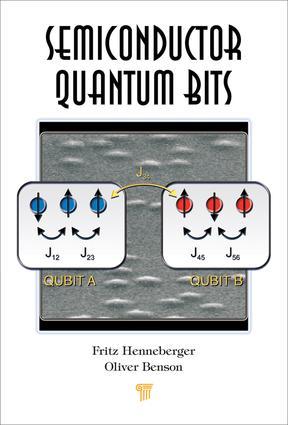 Semiconductor Quantum Bits: 1st Edition (e-Book) book cover