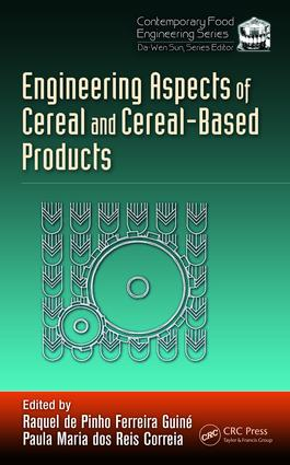 Engineering Aspects of Cereal and Cereal-Based Products: 1st Edition (e-Book) book cover