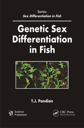 Genetic Sex Differentiation in Fish: 1st Edition (e-Book) book cover
