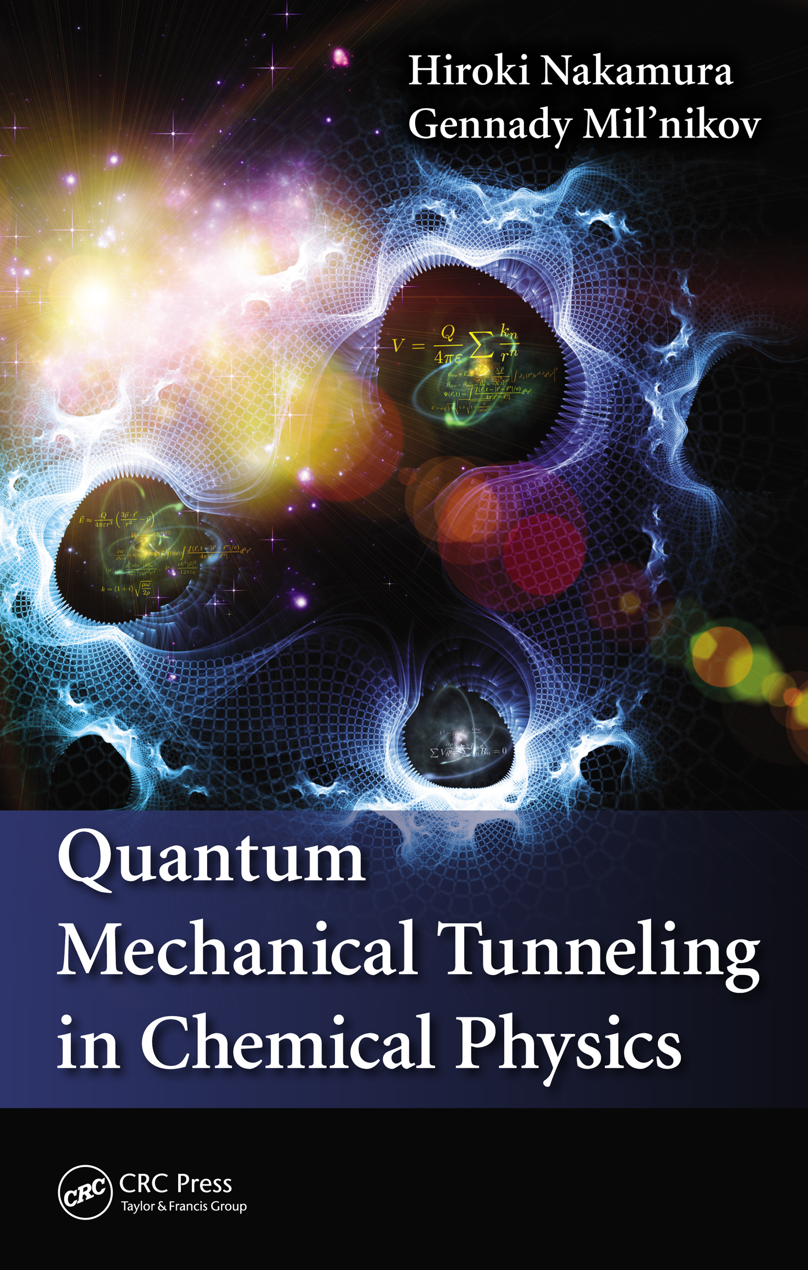Quantum Mechanical Tunneling in Chemical Physics: 1st Edition (e-Book) book cover