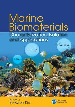 Marine Biomaterials: Characterization, Isolation and Applications, 1st Edition (e-Book) book cover