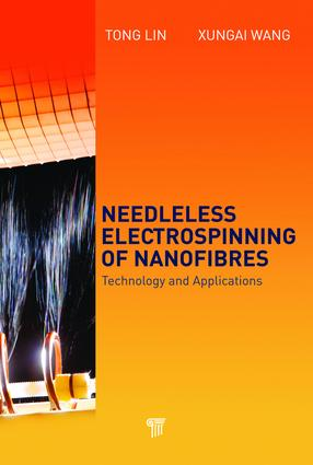 Needleless Electrospinning of Nanofibers: Technology and Applications, 1st Edition (e-Book) book cover
