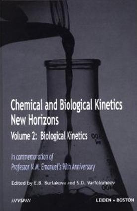 Biological Kinetics: 1st Edition (Hardback) book cover