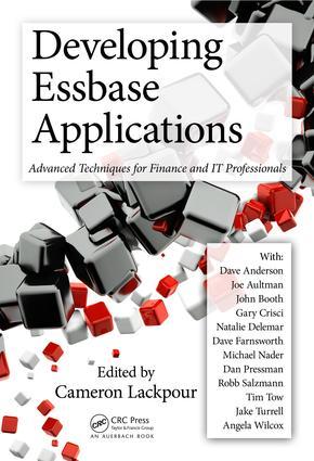 Developing Essbase Applications