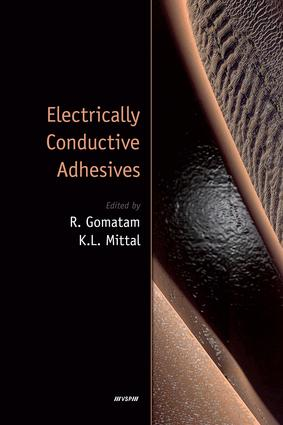 Electrically Conductive Adhesives: 1st Edition (e-Book) book cover