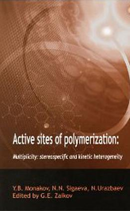 Active Sites of Polymerization