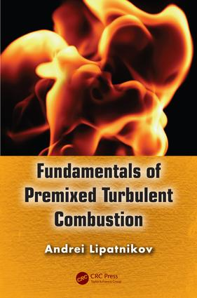Fundamentals of Premixed Turbulent Combustion: 1st Edition (e-Book) book cover