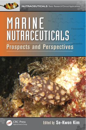 Marine Nutraceuticals: Prospects and Perspectives, 1st Edition (e-Book) book cover