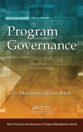 Program Governance: 1st Edition (e-Book) book cover