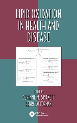 Lipid Oxidation in Health and Disease: 1st Edition (e-Book) book cover