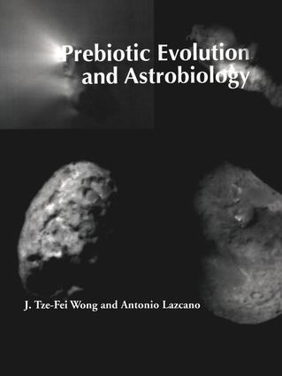 Prebiotic Evolution and Astrobiology