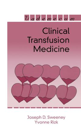 Blood Transfusion in Surgery IV: Blood Transfusion in Solid Organ Allografts