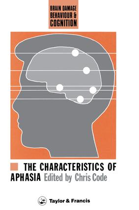 The Characteristics Of Aphasia
