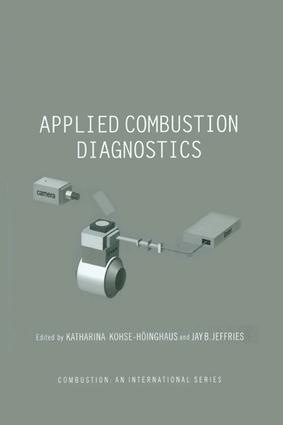 Applied Combustion Diagnostics: 1st Edition (e-Book) book cover