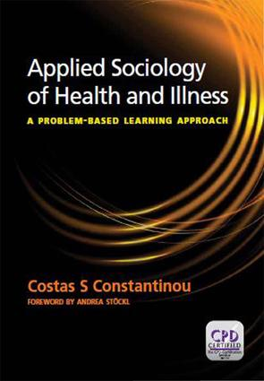 Applied Sociology of Health and Illness