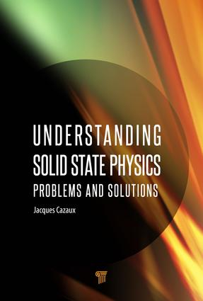 Understanding Solid State Physics: Problems and Solutions, 1st Edition (e-Book) book cover