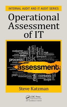 Operational Assessment of IT: 1st Edition (e-Book) book cover