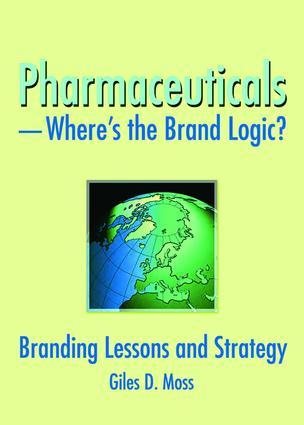 Pharmaceuticals-Where's the Brand Logic?: Branding Lessons