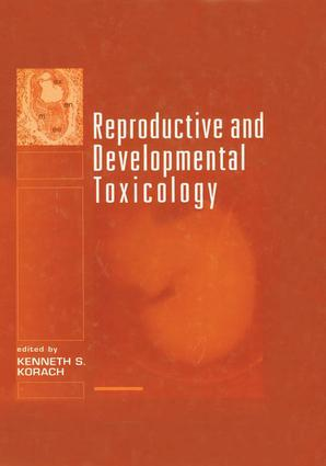 Reproductive and Developmental Toxicology: 1st Edition (Hardback) book cover