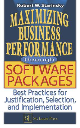 THE SOFTWARE PACKAGE REVOLUTION