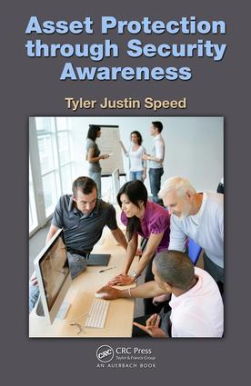Asset Protection through Security Awareness: 1st Edition (e-Book) book cover