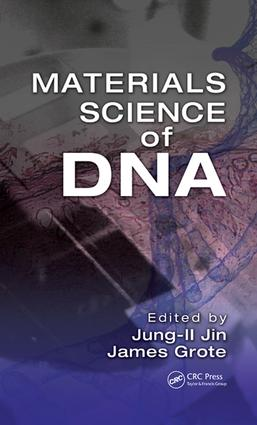 Materials Science of DNA: 1st Edition (e-Book) book cover