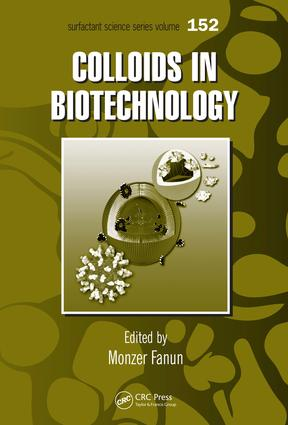 Colloids in Biotechnology: 1st Edition (e-Book) book cover