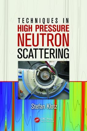Techniques in High Pressure Neutron Scattering: 1st Edition (e-Book) book cover