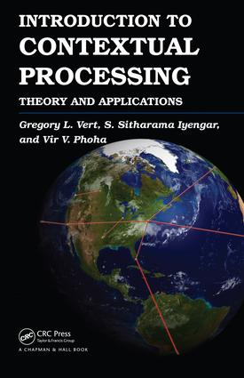 Introduction to Contextual Processing: Theory and Applications, 1st Edition (e-Book) book cover