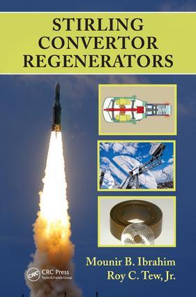 Stirling Convertor Regenerators: 1st Edition (e-Book) book cover