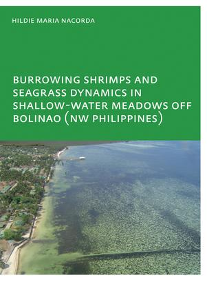 Burrowing Shrimps and Seagrass Dynamics in Shallow-Water Meadows off Bolinao (New Philippines)