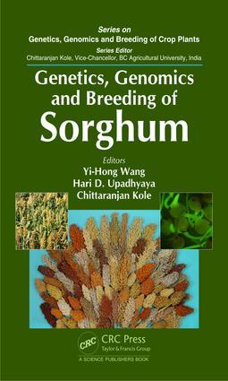 Genetics, Genomics and Breeding of Sorghum: 1st Edition (e-Book) book cover