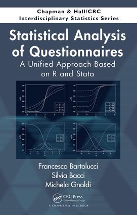Statistical Analysis of Questionnaires: A Unified Approach Based on R and Stata, 1st Edition (e-Book) book cover