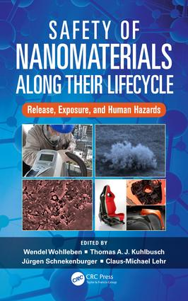 Safety of Nanomaterials along Their Lifecycle: Release, Exposure, and Human Hazards, 1st Edition (e-Book) book cover